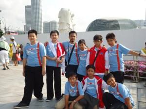 pendamping lomba di singapore